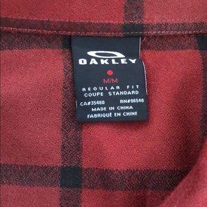 Oakley Shirts - Oakley Flannel M